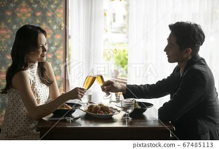 라이프스타일,식사,남녀 67485113