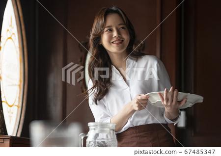 商業,生活方式,女人 67485347
