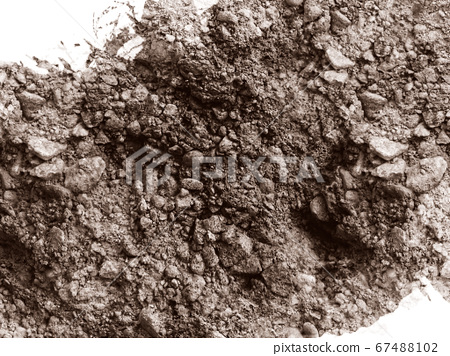 Background Of Dirt Texture Stock Illustration 67488102 Pixta