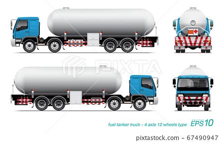 truck 25 67490947