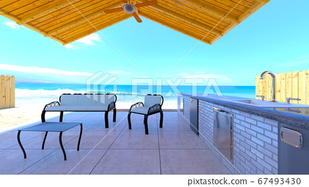 海邊的露台 67493430
