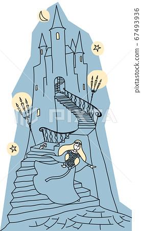 灰姑娘逃離城堡 67493936