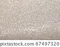 silver glitter texture background 67497320