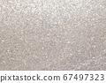 silver glitter texture background 67497323