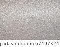 silver glitter texture background 67497324