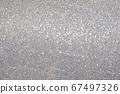 silver glitter texture background 67497326