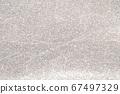 silver glitter texture background 67497329
