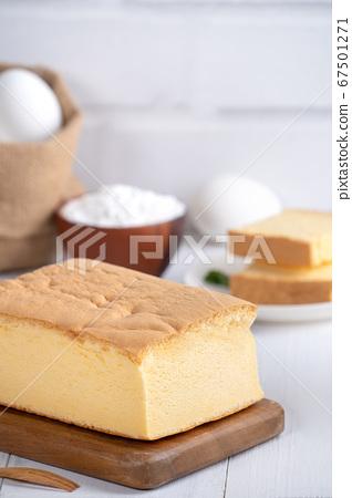 台灣 古早味蛋糕 傳統 流行 Taiwanese castella cake チョコレート ケーキ 67501271
