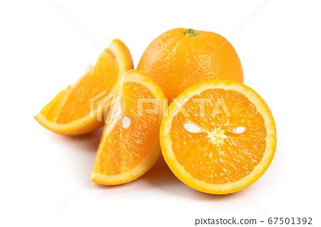 甜橙 柳橙 柳丁 去背 裁剪路徑 orange isolated オレンジ 切り抜き 67501392