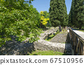 Archaeological site in Aquileia, Italy 67510956