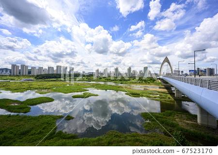 锦江,水边公园,公寓,Handuri桥 67523170