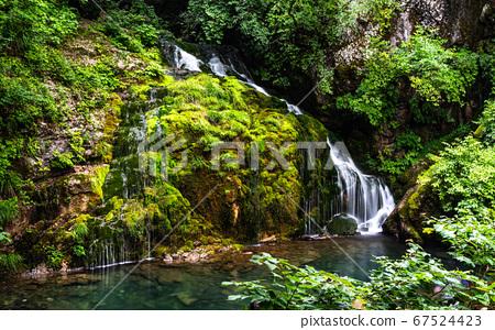 아름다운 계곡 무건리 이끼폭포.11 67524423