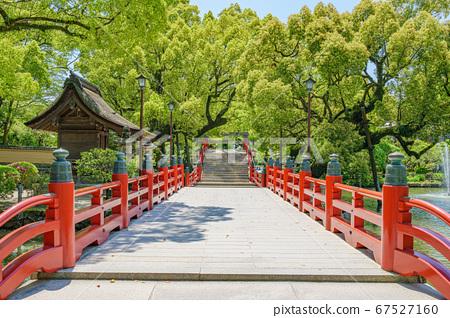 Dazaifu Tenmangu Shrine Bridge 67527160
