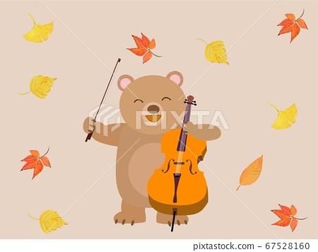 Bear autumn concert 67528160