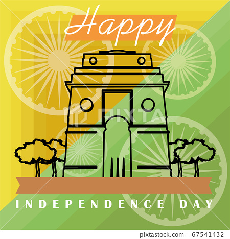 Independence day of India 67541432