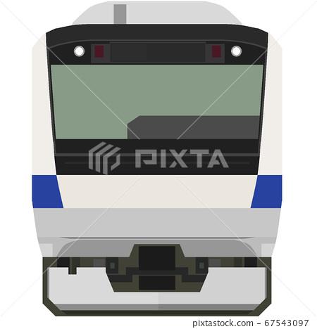 點畫樣式E531系列(水戶線/東北幹線/附屬建築) 67543097