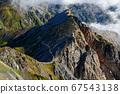 Mt. scenic seen from Hakuba Gyoruga in the Northern Alps 67543138
