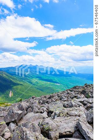 초여름의 蓼科山 등산 : 산정 타케 희망 67546408