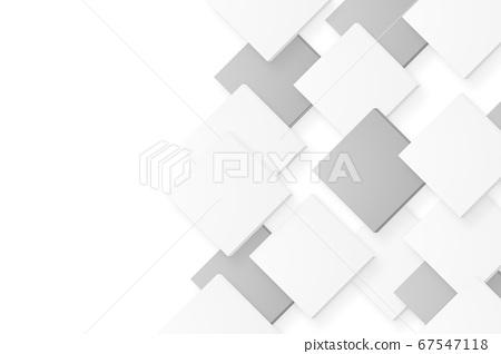 平面设计重叠矩形 67547118
