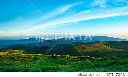 熊山高原上的黎明 67547208