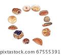 Sweet bread type 67555391