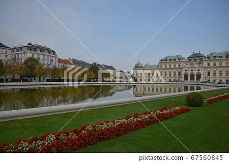 輝煌的宮殿,日本的童話故事和園林設計。 67560845