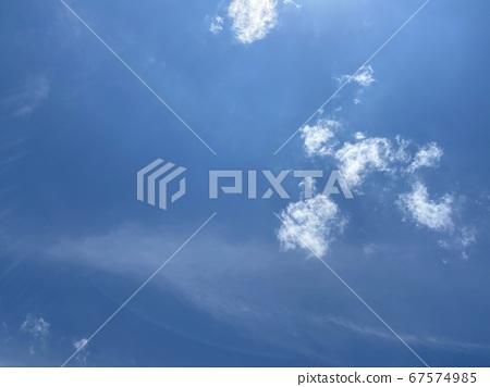 푸른 하늘 67574985