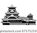 Kumamoto Castle Tenshi 67575259