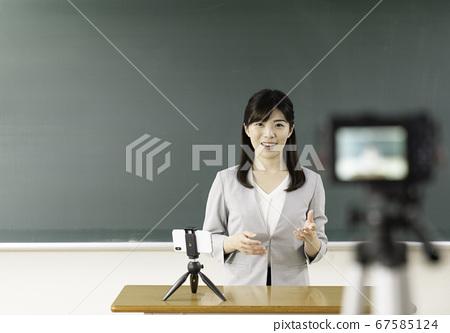 老師在線授課 67585124