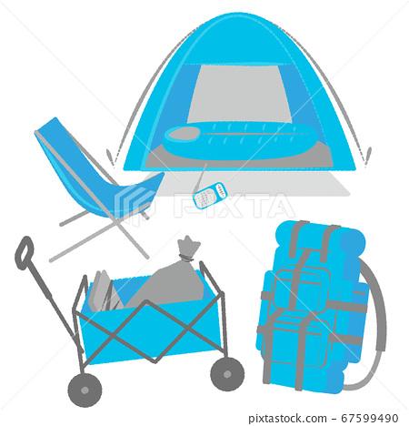 캠핑 용품 67599490