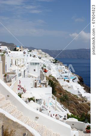 希臘聖托里尼 67604823