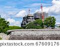 Image of damage caused by Kumamoto Castle and Kumamoto Earthquake 67609176