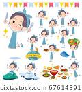 hairband apron mom_food festival 67614891