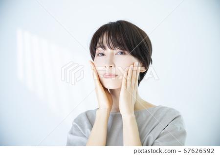30多歲的美女形象女性 67626592