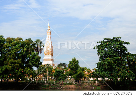 Wat Phra That Phanom, most sacred temple of Nakhon 67627675