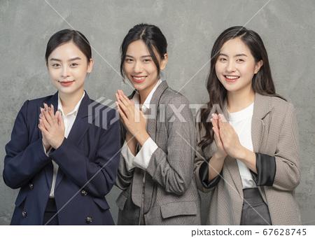 女商界女強人 67628745