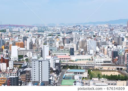 Scenery from Tsutenkaku 67634809