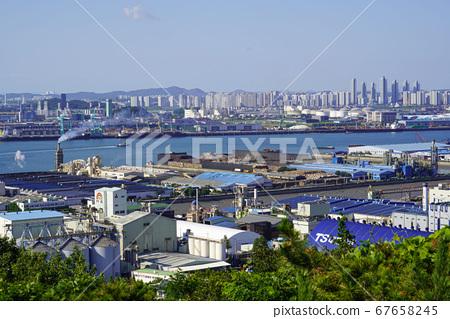 한국 인천시 중구 북성동 월미도 67658245