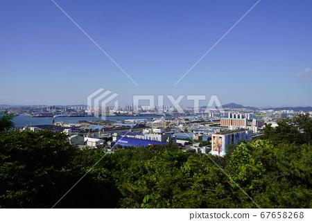 한국 인천시 중구 북성동 월미도 67658268
