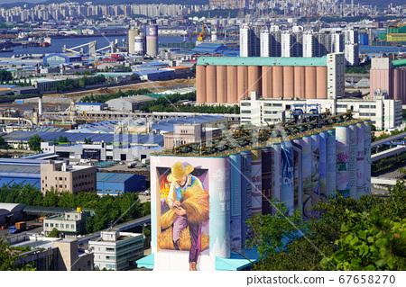Wolmido, Bukseong-dong, Jung-gu, Incheon, Korea 67658270