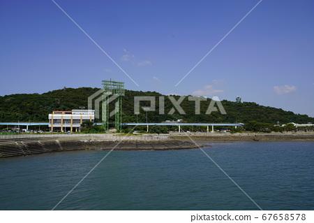 한국 인천시 중구 북성동 월미도 67658578