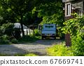 住在鄉下的老民居的形象 67669741