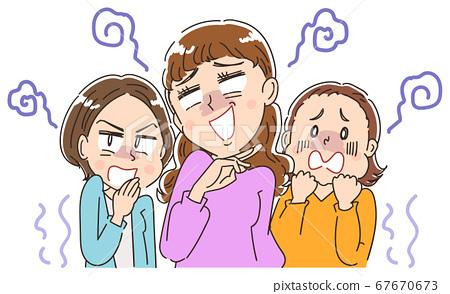 傳聞中的婦女團體不善言辭會bit及人際關係的麻煩 67670673
