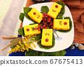 한국음식,요리,음식,케이푸드,한국의 맛있는 음식이다. 67675413