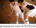 男子打篮球 67679226