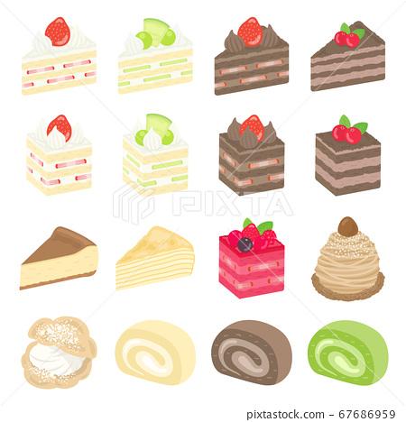 蛋糕圖集 67686959