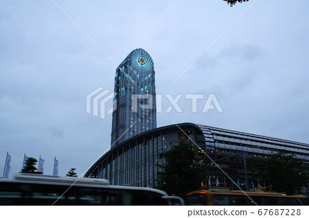 廣州交易會展館建築群 67687228