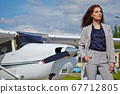 small private aircraft 67712805