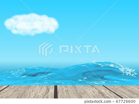 sea background 67726600