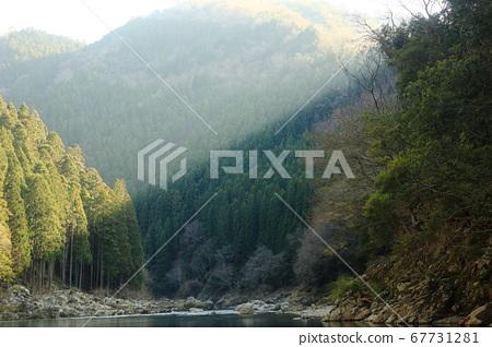 保津川 京都 嵐山 67731281